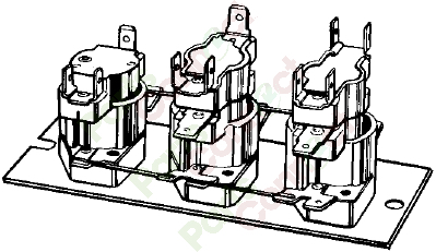 414401603188158893 moreover How To Guide For Power Circuit Of further Control Circuit Wiring For Contactor 3 Pole as well Product PCQ107 SEQUENCER FOR ELECTRIC HEAT 77908 moreover Dont Know How Wire Start Stop Switch Motor 87779. on wiring diagrams contactors motors